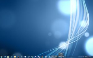 Windows 7 Superbar for Vista by alazifART
