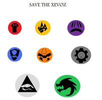 Save the Xevoz by Cryometal666