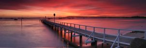 The Peoples Jetty by steampoweredk9