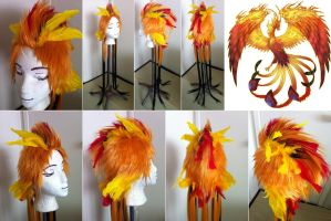 Phoenix (for sale) by taiyowigs