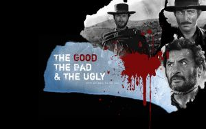 the good, the bad and the ugly by operaphoenix