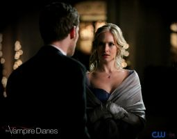 Klaus and Caroline by babyyyyyyy