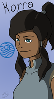 Simply Korra by The-Kinetic