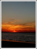 Jekyll Island Sunset 21 by sees2moons