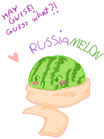 russiamelon what the ff by Krecik-xD