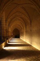 Cloister by Avaloniteaa