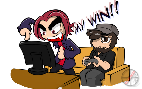 Game Grumps: In 30 minutes or else by BasilLoon