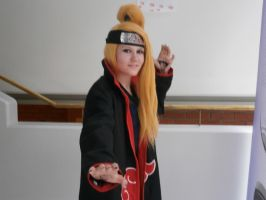 Deidara by PipecleanerFTW