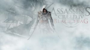 Assassin's Creed 4 Black Flag Wallpaper by blackbyte223