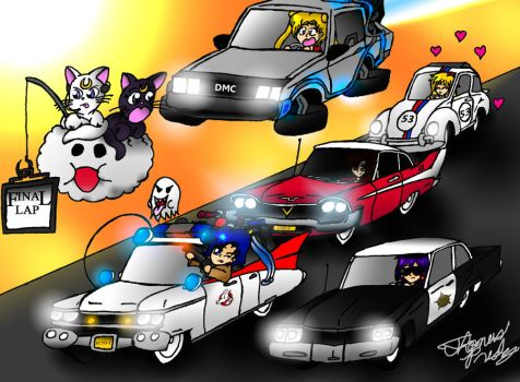 AT: Let's Have a Race by MeganekkoPlymouth241