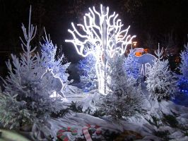 St Amand Christmas decorations by April-Mo