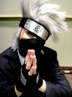 Kakashi kawaiiii by Suki-Cosplay
