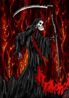 rise of the grim reaper by viktorangel1
