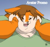Avatar promo by gillpanda