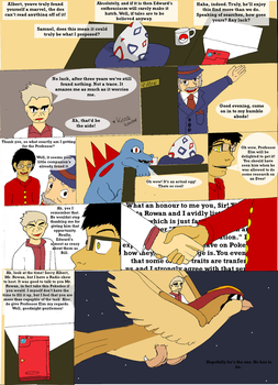 A Search For Truth Page 7 by flamecatcher