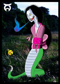 Nure-Onna by ehime