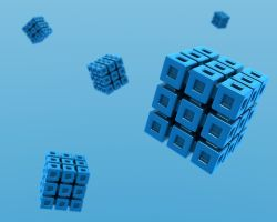 Cubes by HolgerL