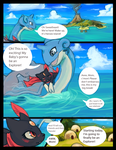 Team FrostFeather Intro pg 1 by empiredog