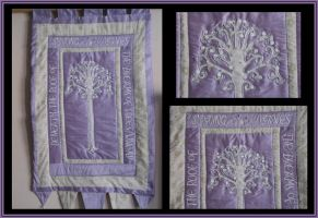 Dream Tree wall-hanging by WildWoodArtsCo