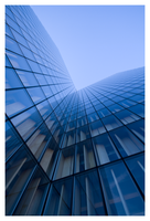 Blue perspective by woodstock1212