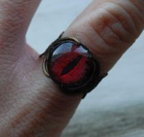 Red Eye Ring by vandyt-xain