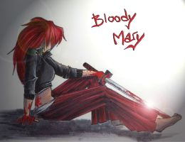 Bloody Mary by lauralaima