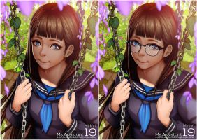 Ms Assistant 19 Midori by magion02