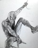 The Amazing Spider-Man by BloodGrin
