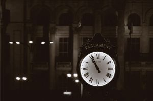 time passing by ChimeraMyth