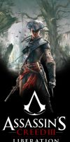Assassin's Creed Poster (Large) - Aveline by Ven93