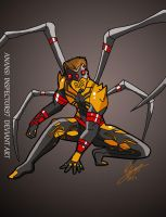Anansi by Inspector97