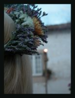 Flower Hairband by Fractal-Flux