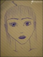 Woman 2 by Madenice