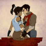 MaKorra: Close to You-Colored by xYaminogamex