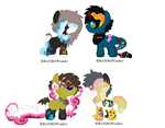 Today's weather is FOALS by MephilesfanforSRB2