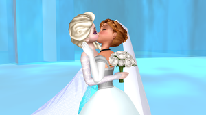 Elsanna Wedding 9 by sabor78