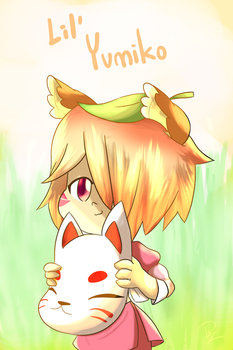 Lil' Yumiko by Pazlin