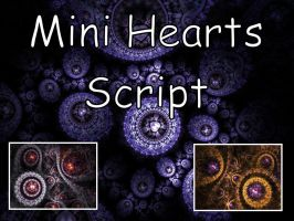 Mini Hearts Script by Shortgreenpigg