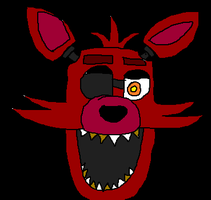 Foxy by Jame2002