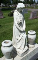 Mount Olivet Cemetery Saint Theresa 250 by Falln-Stock