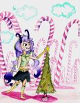 Candy canes by Satyrtail
