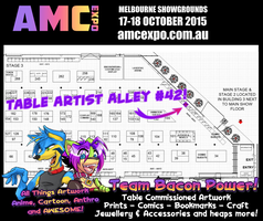 AMC 2015: Table Placement by carnival