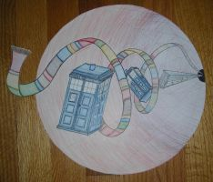 Doctor Who Radiant Image by hobbitchef