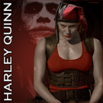Harley Quinn 3.0 by PZNS