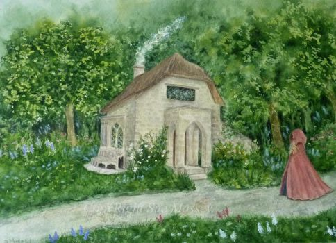 The Enchanted Cottage. by SueMArt