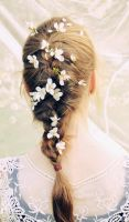 Spring Hair by Holunder