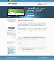 BusinessIdea HTML by femkhan