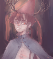 Beast!Wirt by Extreme-Hiatus