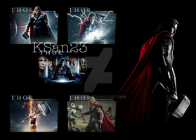Thor Packaged Icons by KSan23