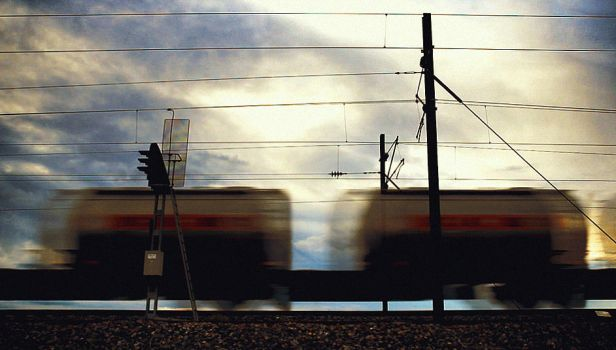 GIF - Train by turst67